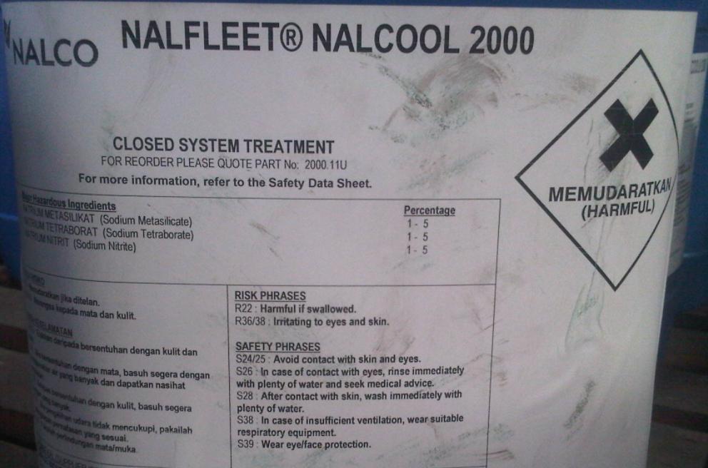Offshore Lubricants Specialties