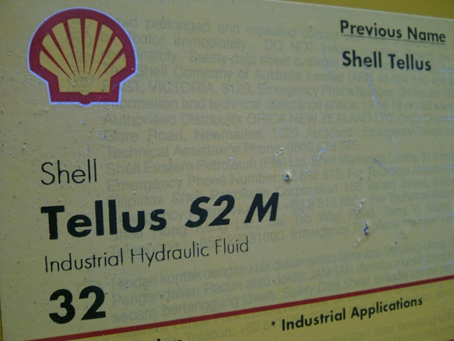Shell Tellus S4 Me
